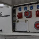 Agregat prądotwórczy 100 kVA wnętrze 2