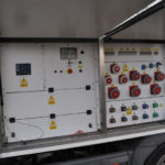 mercedes atego 350 kVA
