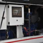 Agregat prądotwórczy 100 kVA wnętrze