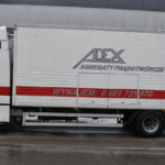 Agregat 550 kVA ADEX